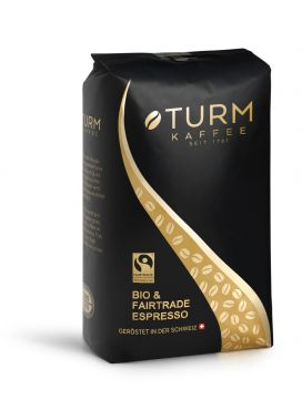 Turm Bio & Fairtrade Espresso